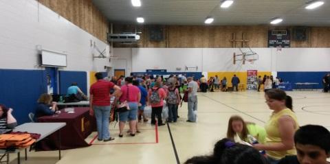 Back-School-Event Deemed a Success