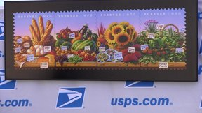 USDA Unveils New Stamp