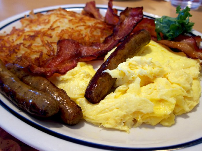 Valentine's Day All You Can Eat Breakfast for a Cause