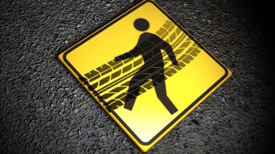 Pedestrian Hit in Jackson County