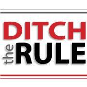 """""""Ditch The Rule"""" Social Media Blitz"""