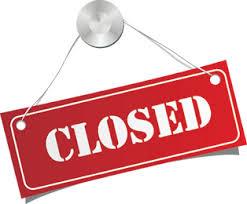 Nutrition Program Closed Tuesday