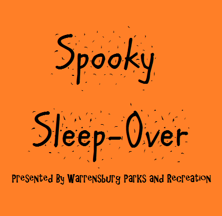 Kids Spooky Sleep-Over