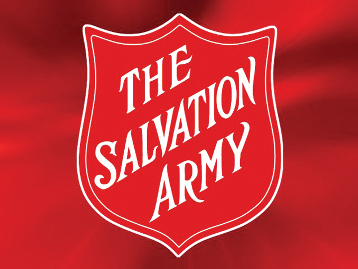 Salvation Army Sets Goals for Holiday Season