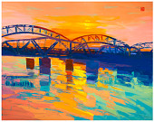 MVC to Showcase Nationally Known Artist's Paintings