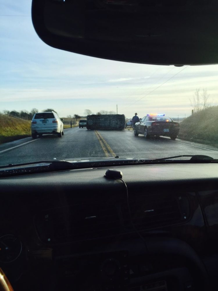 Accident On Highway 65