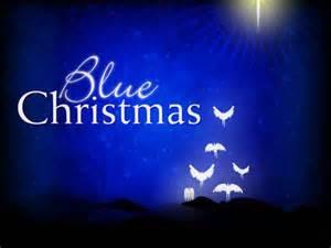 Blue Christmas Interfaith Service