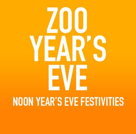 Zoo Year's Eve: Countdown to Noon