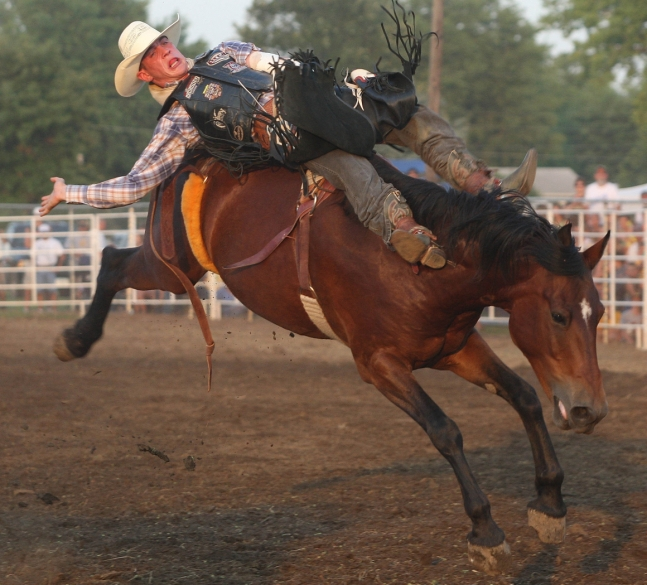 Missouri Valley College Student Placed at the 2014 National Finals Rodeo in Las Vegas