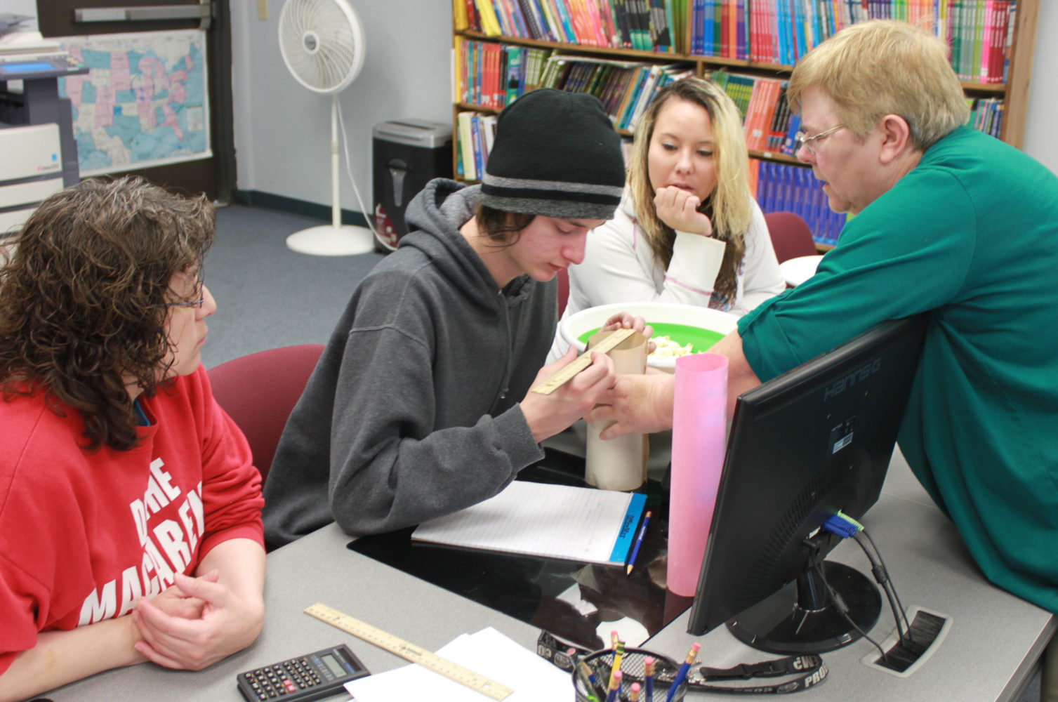 Extension Program Focuses on Adult Education and Literacy