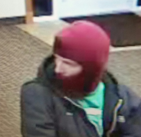 UPDATE: Polo Bank Robbery