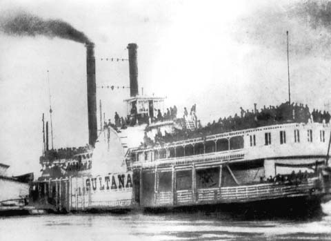 Sinking of the Sultana
