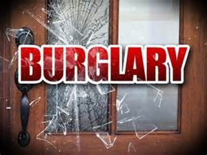 Trenton teen behind bars on burglary charges