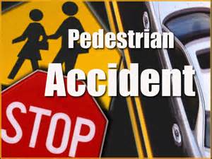 Harrisonville teen struck by car