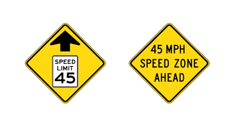 Speed Reduced on Route U Near Sedalia Beginning February 11th.