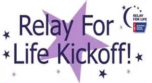 relay fo rlife kick off