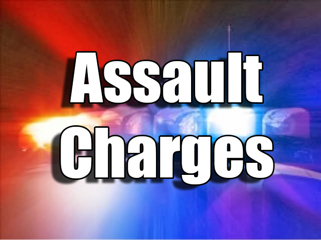 Three charged with assault in Columbia