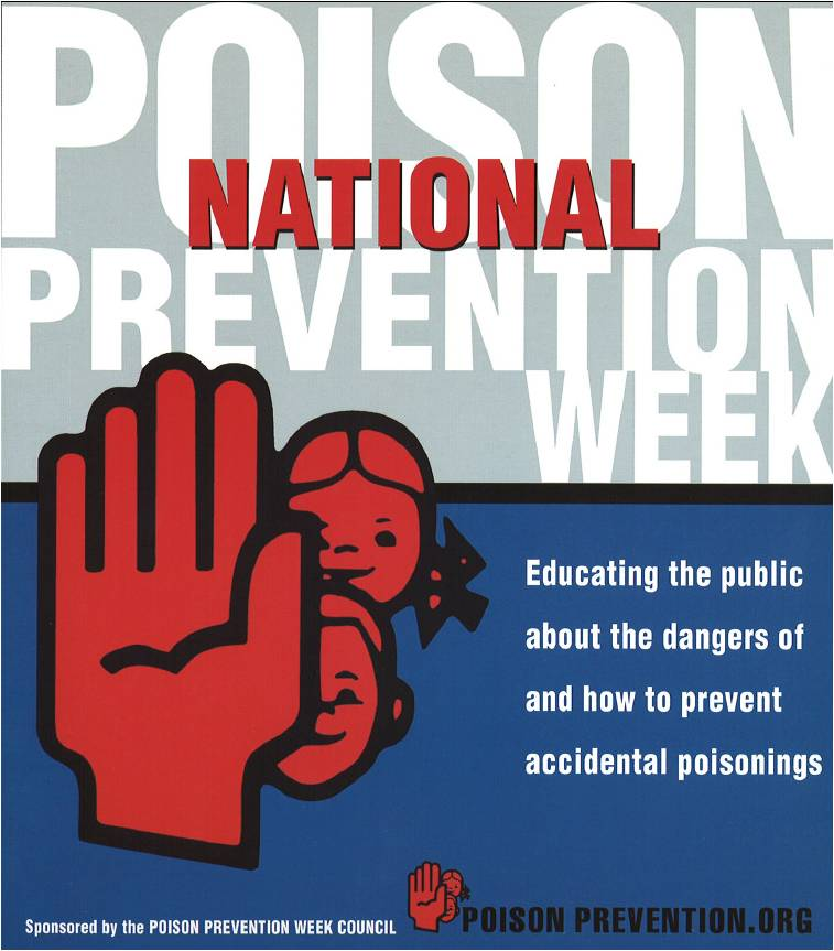 Medical Professionals Highlight National Poison Prevention Week