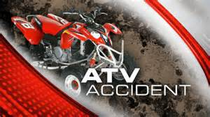 ATV accident injures 2, driver charged with DWI