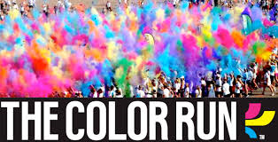 Golden Valley Door of Hope's 5k Color Run Event