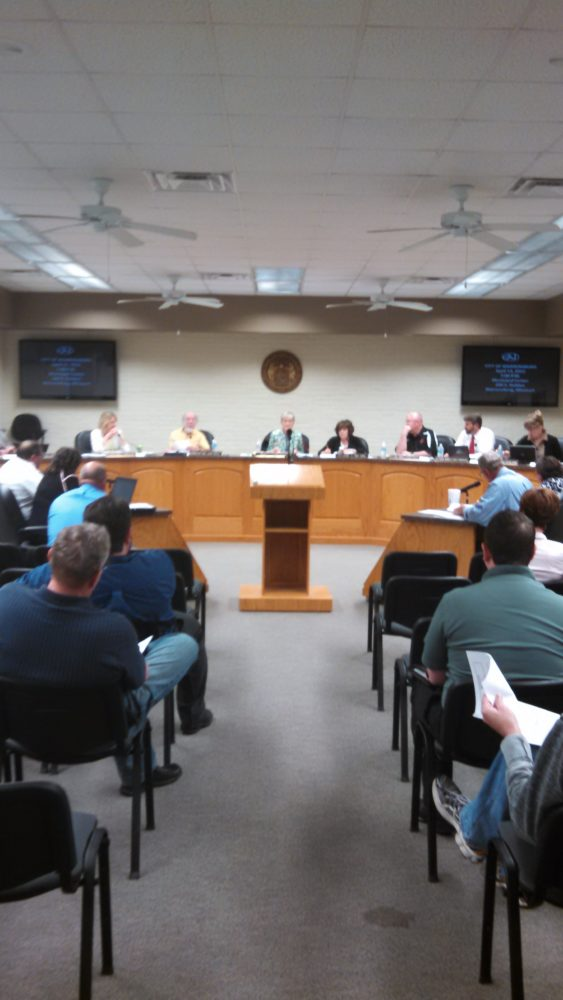 Warrensburg City Council Meets to discuss Annexation and other Ordinances