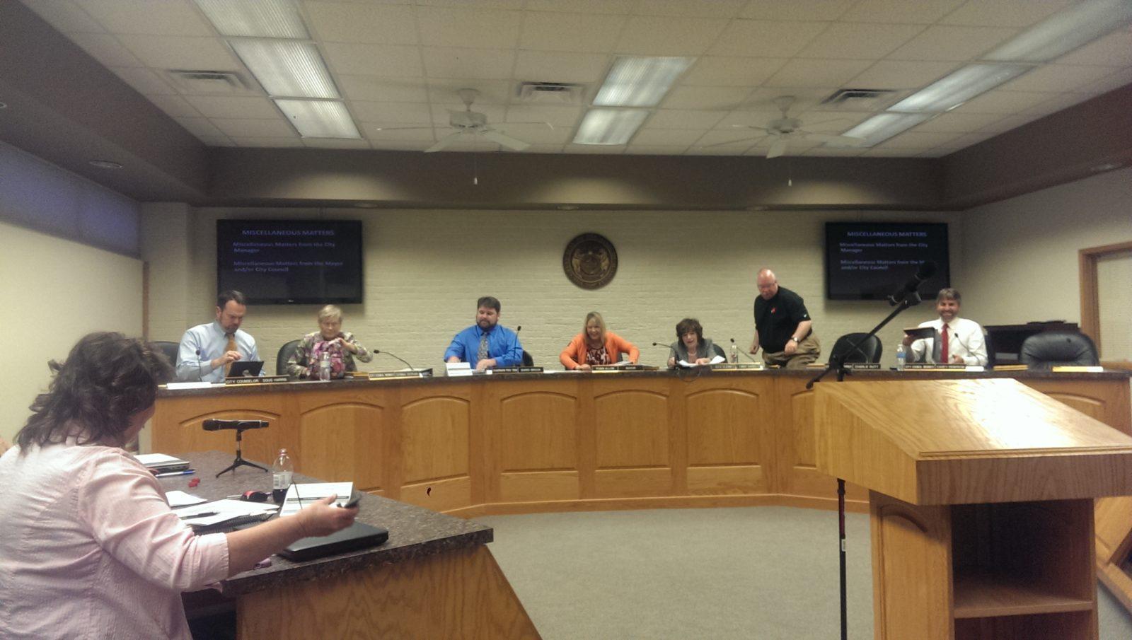 Warrensburg City Council Meeting Recap
