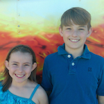 Marshall Siblings Become Finalists in National Contest