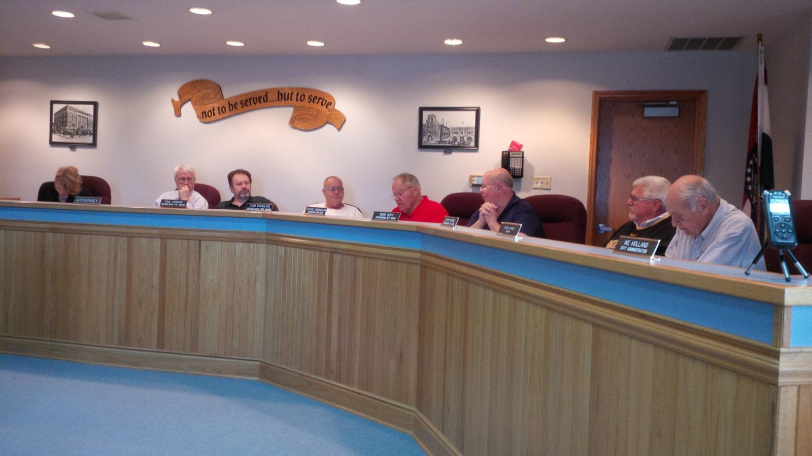 Chillicothe Council Approves Danner Park Maintenance Bid