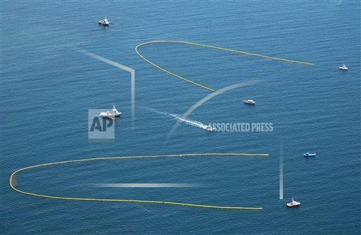 Oil Spill Larger Than Initially Thought