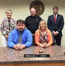 Warrensburg City Council Members