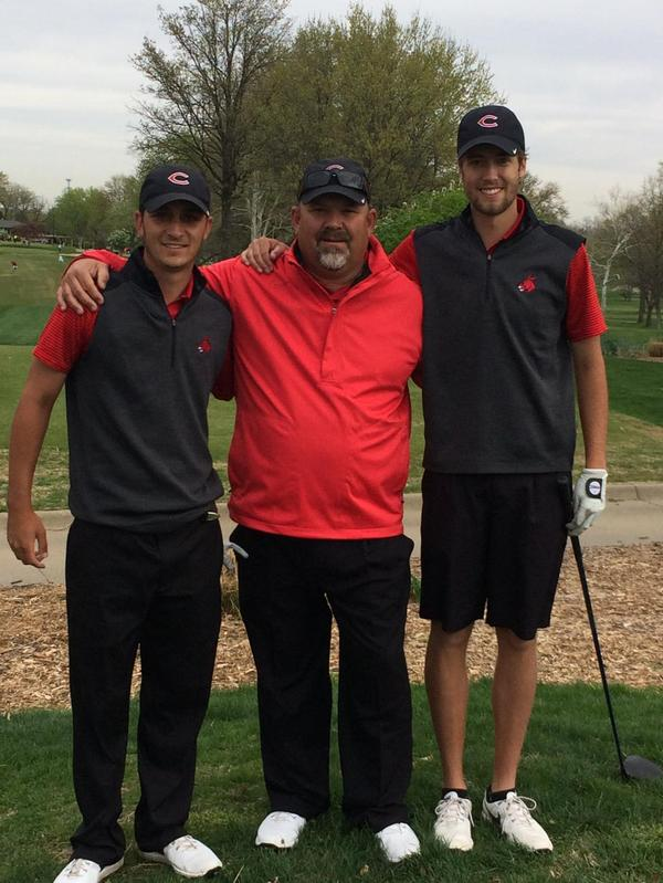 UCM golf coach named Regional Coach of the Year