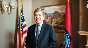 US Senator Roy Blunt gives opinion of defense spending bill in recent news conference