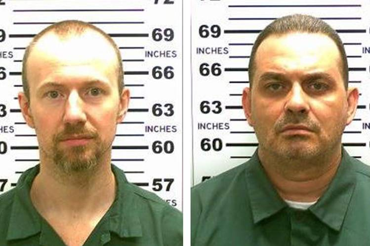 The Three Week Manhunt in New York State, Over