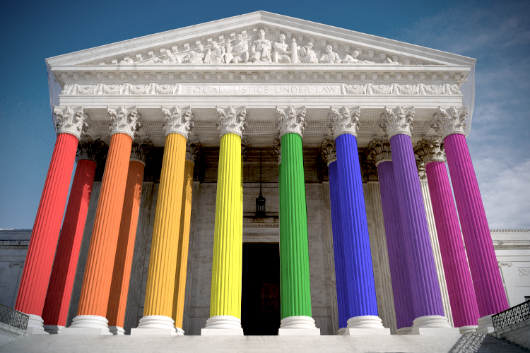 U.S. Supreme Court: Gay marriage legal nationwide