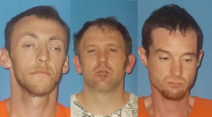 UPDATE: Three charged in fatal Odessa shooting