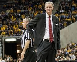 Missouri Head Coach Kim Anderson