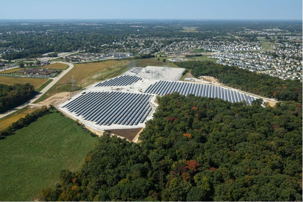 Ameren utility looks to build eastern Missouri solar plant