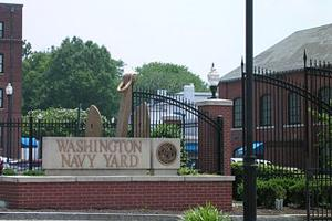 Navy Yard search complete; no evidence of shooting