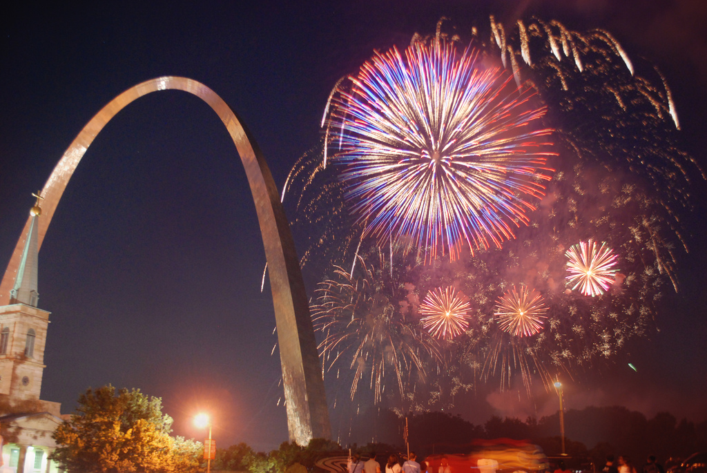 Extra security at Missouri Independence Day celebrations