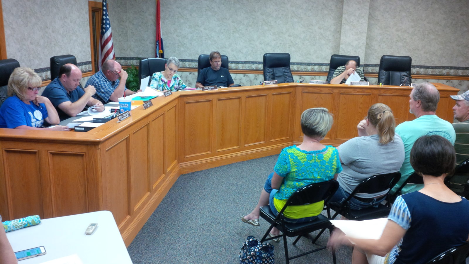 Carrollton Council hears about possible Amtrak stop