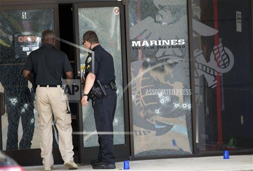 UPDATE – Tennessee military installation shootings leave five dead, including Marines