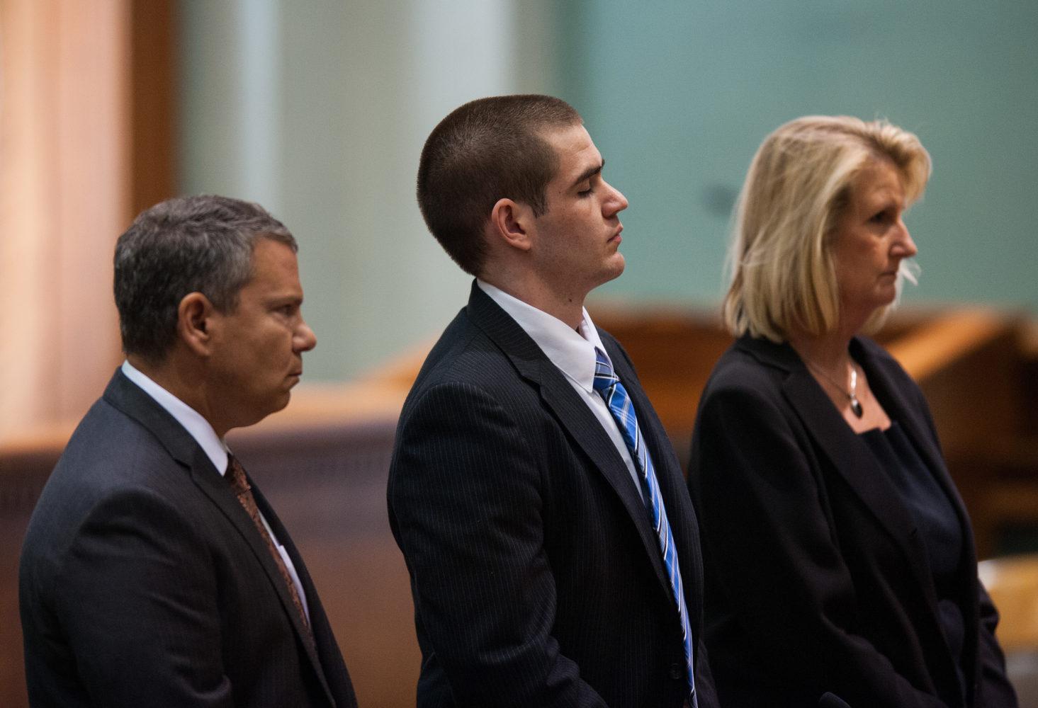 Adkison sentenced to 15 years on rape conviction