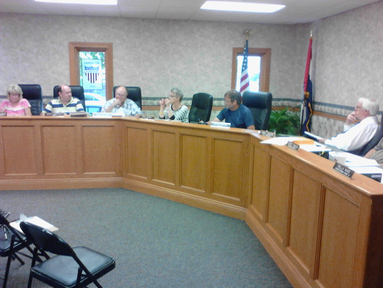 Old business will be the main part of Carrollton meeting agenda