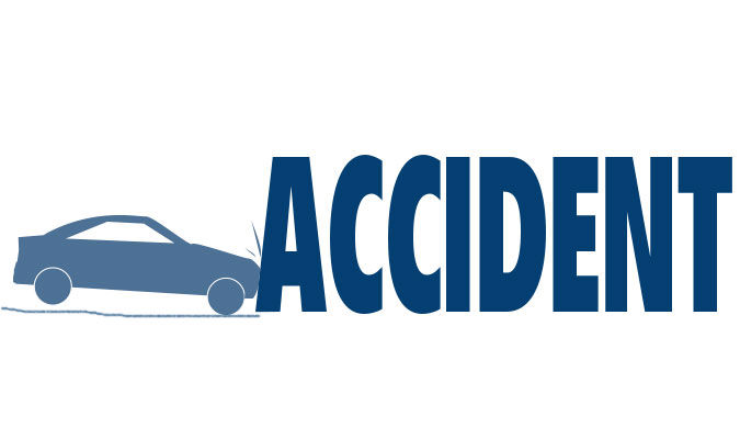 Two vehicle accident occurs after cars infringe upon center line
