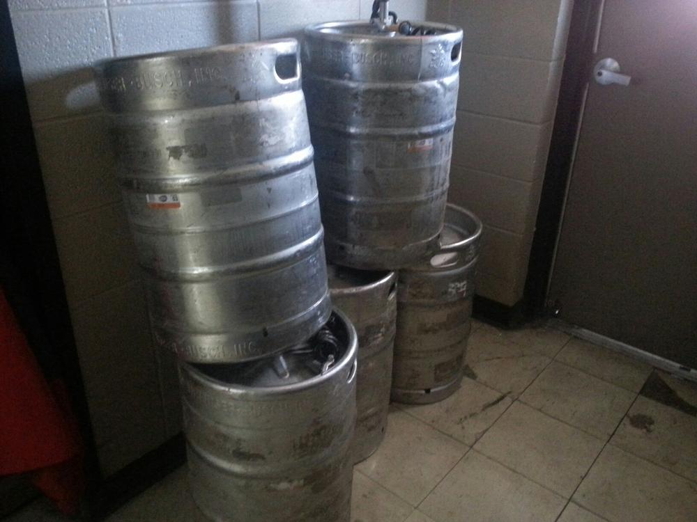 Amish minor's alcohol party busted