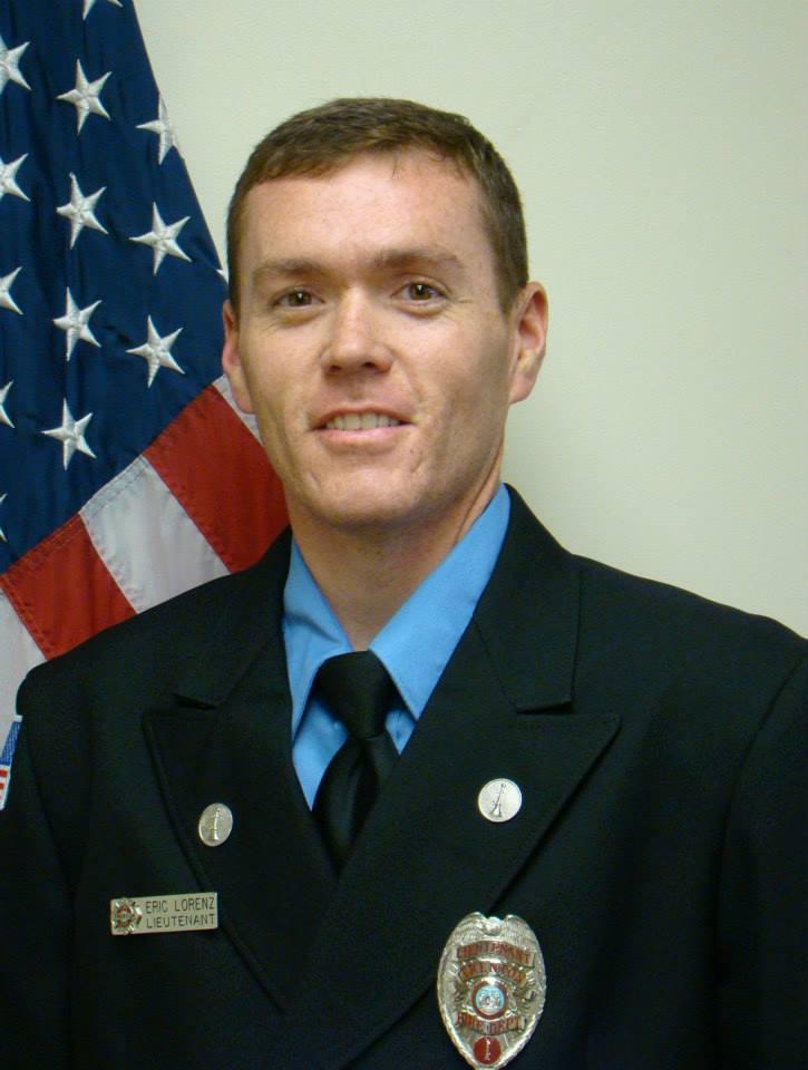 Remembering an Outstanding Citizen: Lieutenant Eric Lorenz