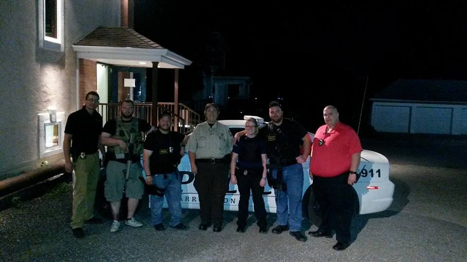 Multiple suspects in custody following narcotics investigation