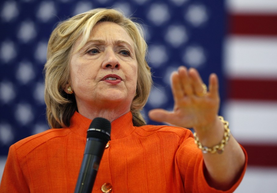 So far, legal experts see no criminal trouble for Clinton