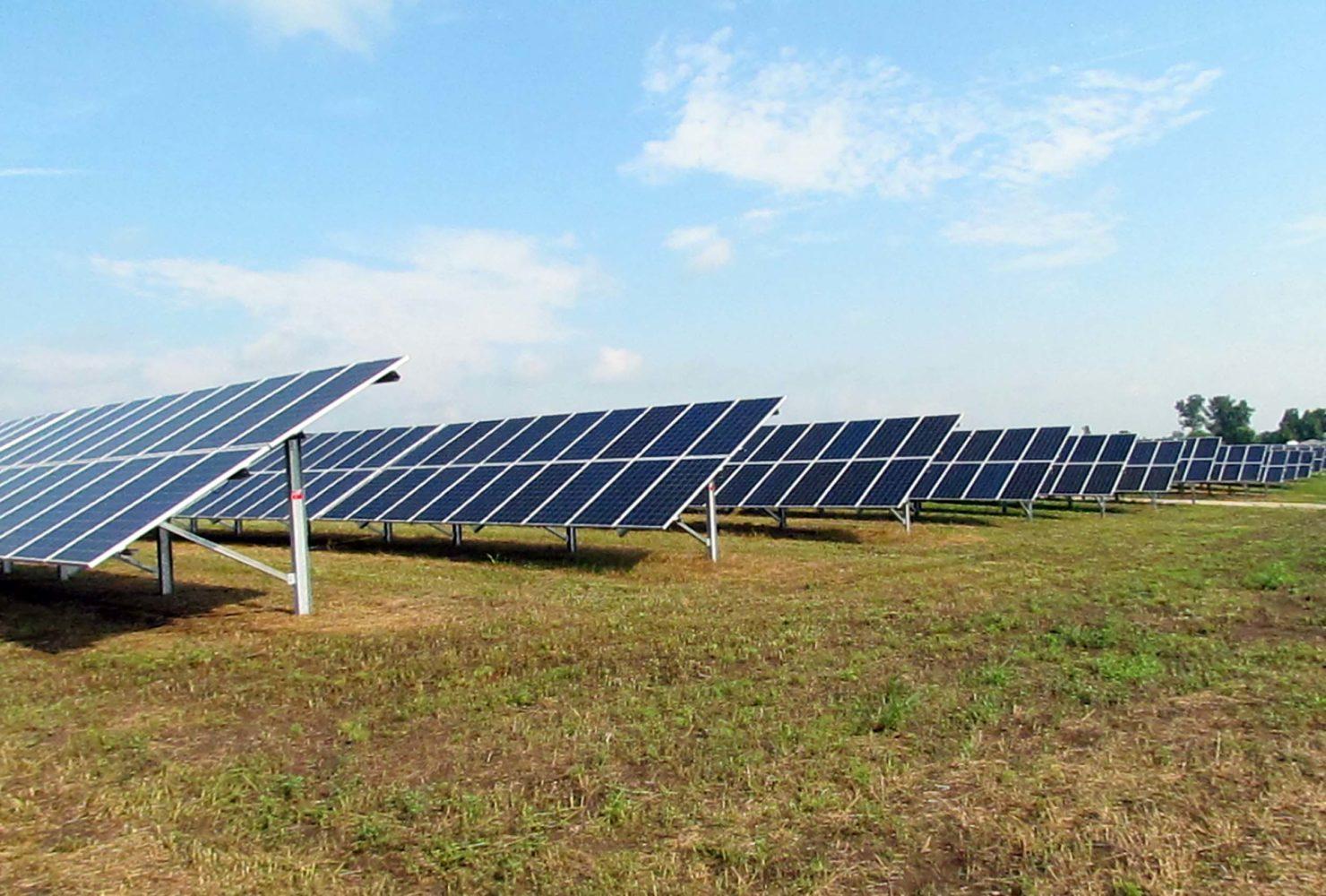 Marshall breaks ground on Missouri's newest Solar Farm