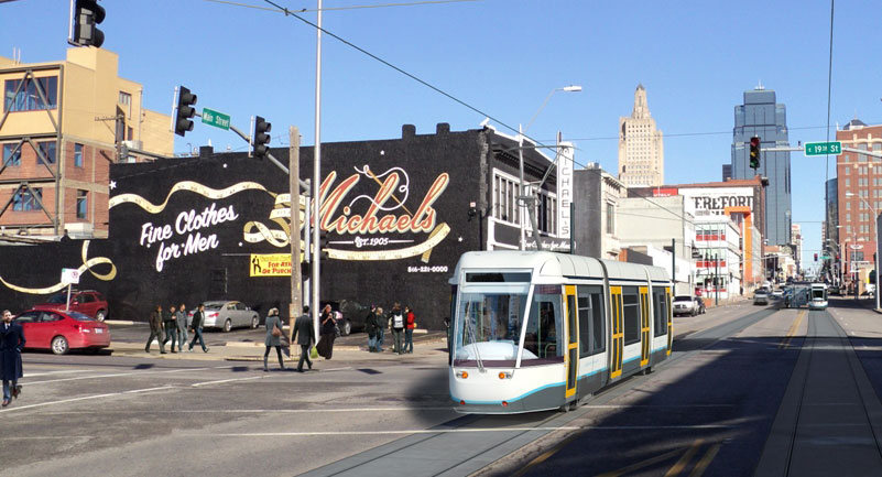 After delay, Kansas City streetcars to arrive in October